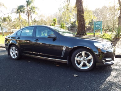 Holden Commodore VF2 SV6 3.6P/6AT/SL