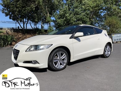 Honda CR-Z Hybrid with Glass Roof, Reversing Camera, Cruise Control, Low Kms !