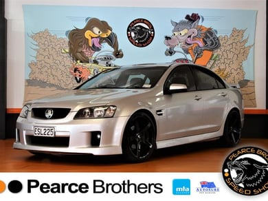 Holden Commodore SV6 STUNNER