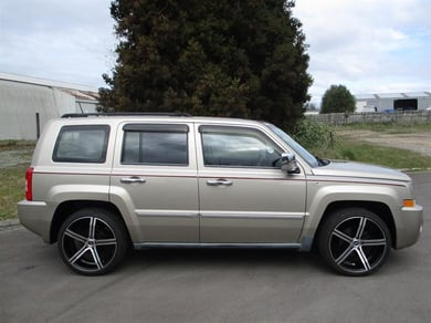 Jeep Patriot SPORT 4WD