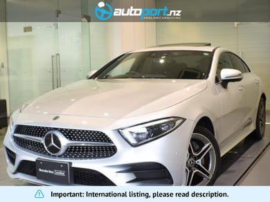 Mercedes-Benz CLS 220 d d Sport Exclusive Package Diesel Turbo