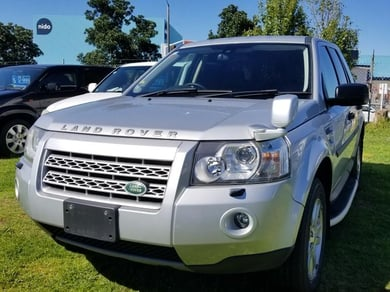 Land Rover Freelander 49,000KMS! RUNNIG BOARDS!