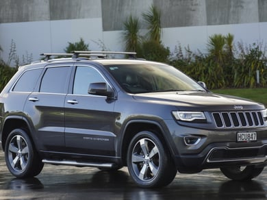 Jeep Grand Cherokee Limited 3.0CRD 4WD 8A 5Dr Wagon