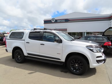 Holden Colorado Z71 4x4 Crew