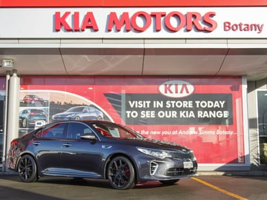 2017 Kia Optima GT 2.0P 6A 4Dr Sedan listing image