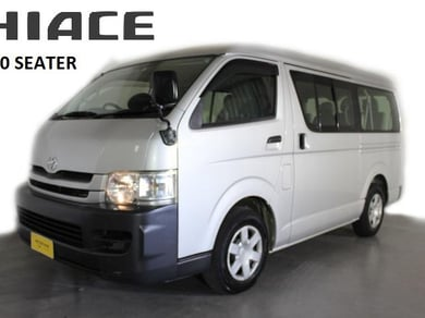 Toyota Hiace DX, 10 SEATS, REAR AIR CON & HEATER!!!