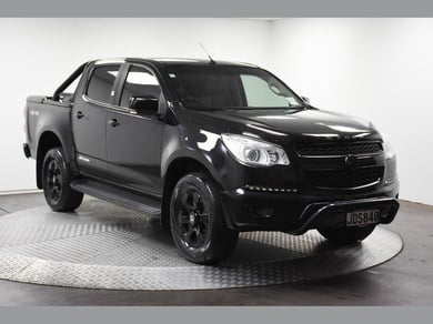 Holden Colorado 4WD Storm
