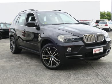 BMW X5 {Variant} - No Deposit Finance