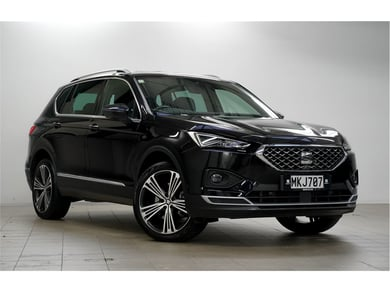 Seat Tarraco Xcellence 4Drive