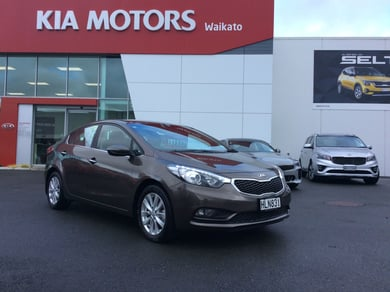 Kia Cerato NZ NEW EX 1.8 AUTO