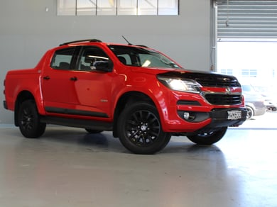 Holden Colorado Z71 4x4 Crew Cab 2.8L Turbo Diesel