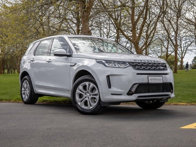 Land Rover Discovery-Sport P200 R-Dynamic S