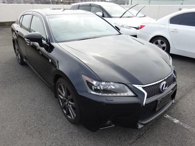 Lexus GS 450H GS450h F SPORT FULL LEATHER