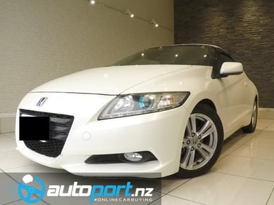 Honda CR-Z Alpha