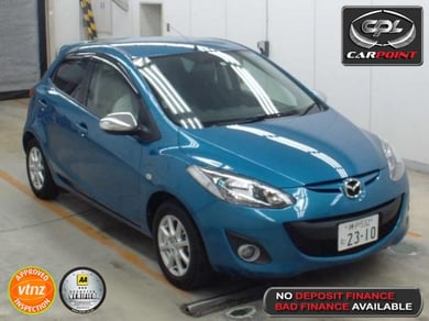 2011 Mazda Demio -SkyActiv iStop- Rims- Serviced- Low Kms- listing image