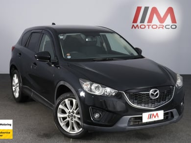 Mazda CX-5 XD Discharge / 19 Inch Alloys