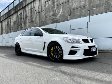 Holden HSV GTS V8 Auto 6.2 Sedan