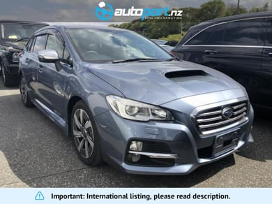 Subaru Legacy 1.6GT EyeSight 4WD