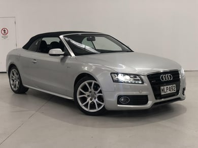 Audi A5 VERY RARE MANUAL DIESEL CONVERTIBLE