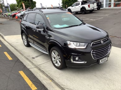 Holden Captiva Lt 2.2D/4Wd/6At