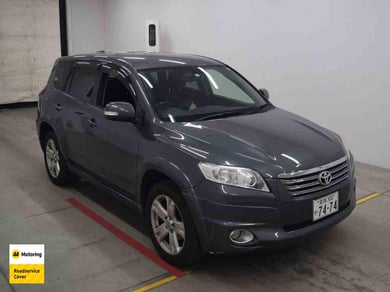 Toyota Vanguard 350 S G Pack / Half Leather Seats / 4WD