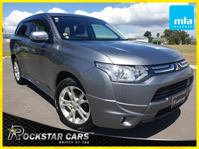 Mitsubishi Outlander NEW BRAKES, MINT TYRES, STUNNING LOOKER