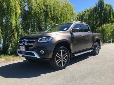 Mercedes-Benz X-Class Power 4WD 2.3 T/Diesel