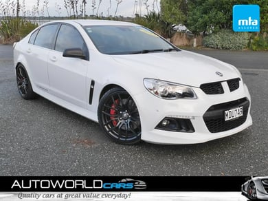 Holden HSV Clubsport R8 VF auto