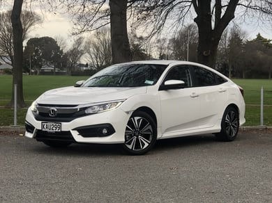 Honda Civic 1.5L Petrol Turbo 4 Door Auto Sedan