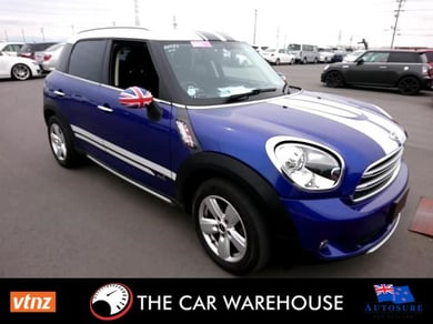 Mini Cooper COOPER S, COUNTRYMAN, DIESEL TURBO, LOW KMS, STUNNING!