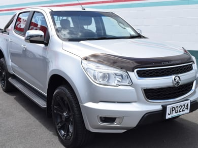 Holden Colorado LTZ 4WD IMMACULATE
