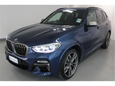 BMW X3 M40d M-Performance