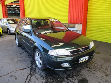 Ford Laser Manual