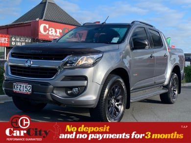 Holden Colorado ***4WD ***