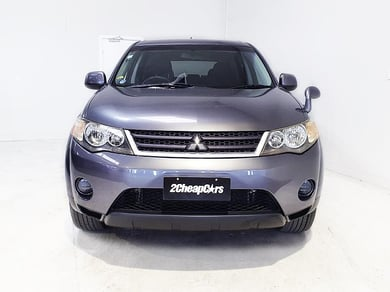 Mitsubishi Outlander - from $45.62 weekly - Christchurch Branch