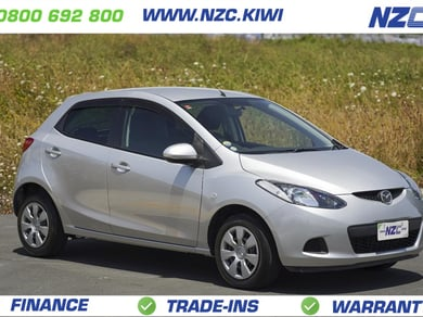 Mazda Demio ONLY 47 KM'S + 5 STAR FUEL RATING