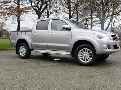 Toyota Hilux SR5 Double Cab 3.0L 4WD 5 Speed Auto Ute