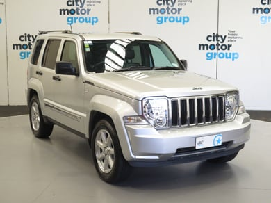 Jeep Cherokee 3.7*LTD NZ NEW 1 OWNER