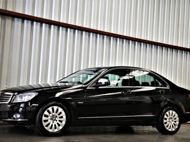Mercedes-Benz C 200 4 Grade, High Spec, Leather