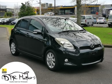 Toyota Vitz RS Sport Automatic