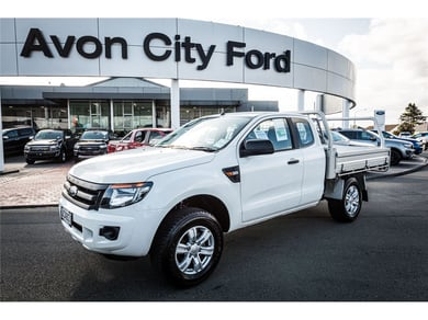 Ford Ranger XL 4x4 Supercab - ON SALE