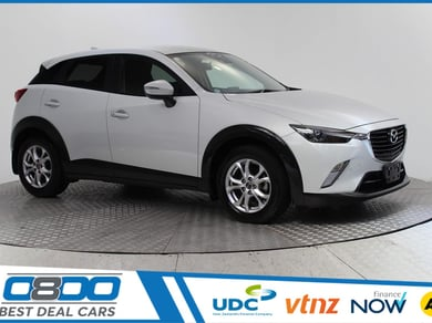 Mazda CX-3 XD LED COMFORT PACKAGE
