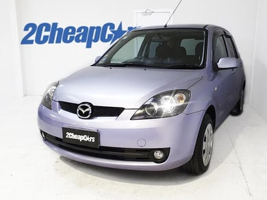 Mazda Demio - from $24.51 weekly - Christchurch Branch