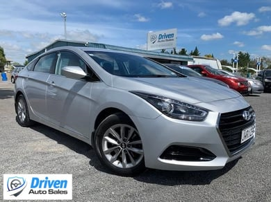 Hyundai i40 2.0 6 speed Auto NZ New Low kms
