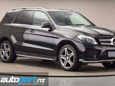 Mercedes-Benz GLE 250 d 2.1 AMG Line (Premium) G-Tronic 4MATIC