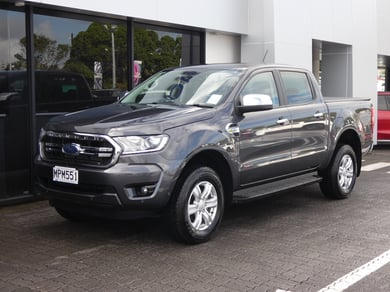 Ford Ranger Xlt Double Cab W/sa 4WD