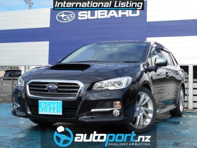 Subaru Levorg 1.6GT Eyesight 4WD Push Start Power Seat