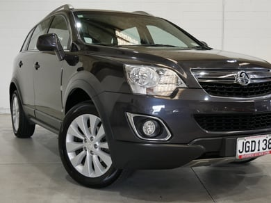 Holden Captiva 5 LT 2.4P/6AT/SW/4DR