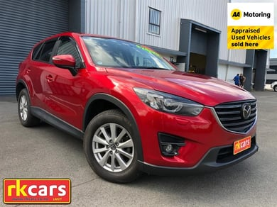 Mazda CX-5 25X Only 54000 KMS