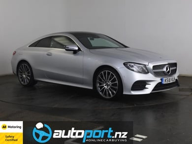 Mercedes-Benz E350 d AMG Line 4MATIC Premium Plus